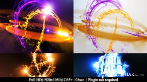 Streaks Logo Reveal II - After Effects Project (Videohive)