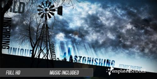 Vertical World - After Effects Project (Videohive)