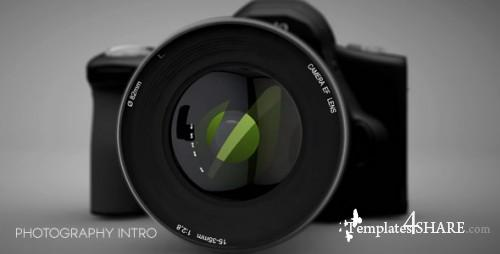 Photography Intro - After Effects Project (Videohive)