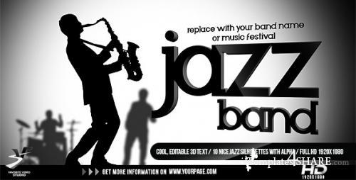 Jazz Band Opener - After Effects Project (Videohive)