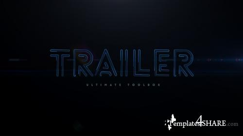 Blockbuster Trailer Toolbox - After Effects Project (Videohive)