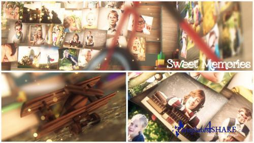 Sweet Memories - After Effects Project (Videohive)