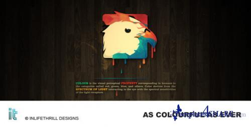 As Colourful As Ever - After Effects Project (Videohive)