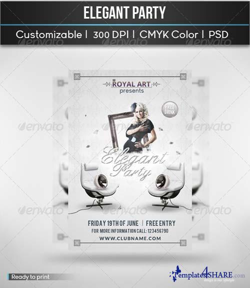 GraphicRiver Elegant Party