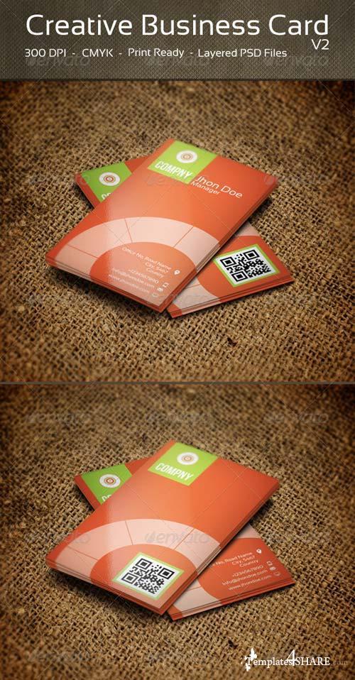 GraphicRiver Creative Business Card 2