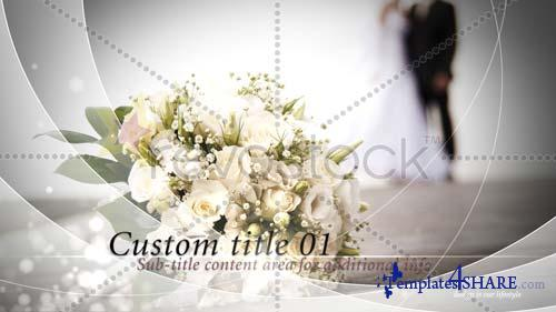 Ivory Wedding - After Effects Project (RevoStock)