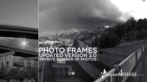 Photo Frames - After Effects Project (Videohive)