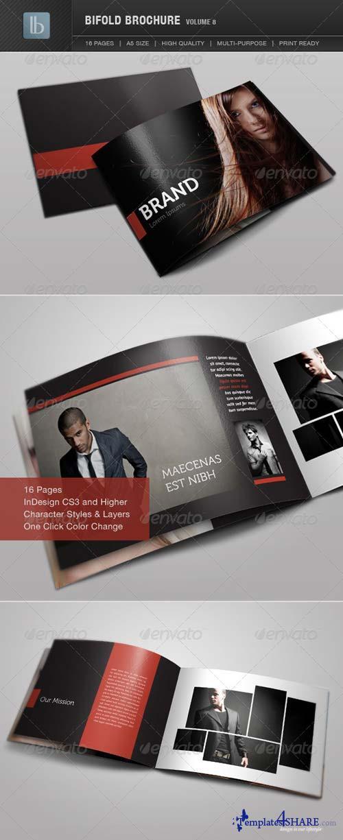 GraphicRiver Bifold Brochure | Volume 8