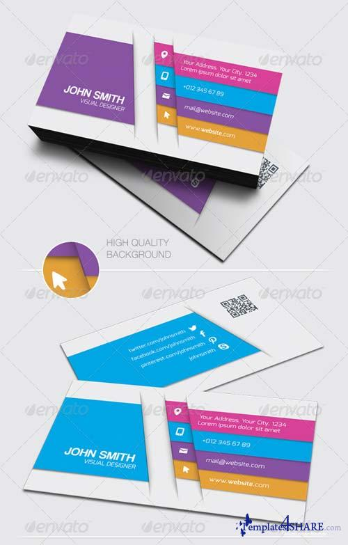 GraphicRiver Creative Business Card - 17
