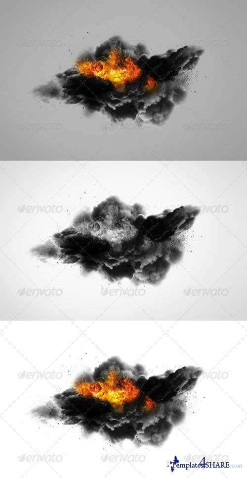 GraphicRiver Explosion 02