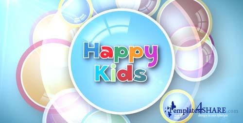 Happy Kids Opener - After Effects Project (Videohive)