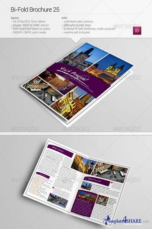 GraphicRiver Bi-Fold Brochure 25