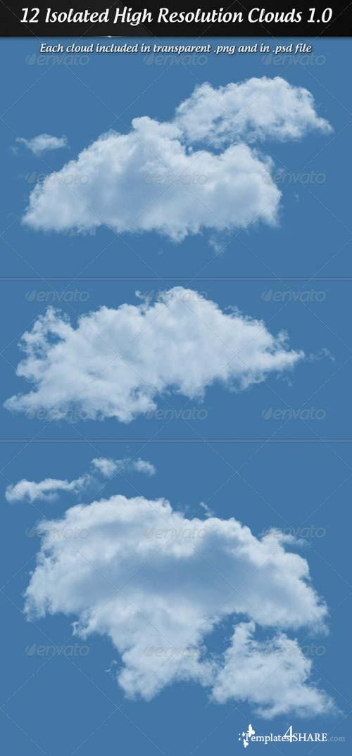GraphicRiver Clouds 1.0