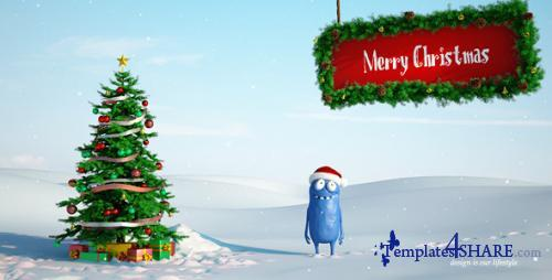 Christmas Bobby 2 - After Effects Project (Videohive)