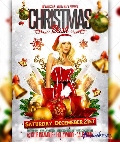 GraphicRiver Christmas Bash