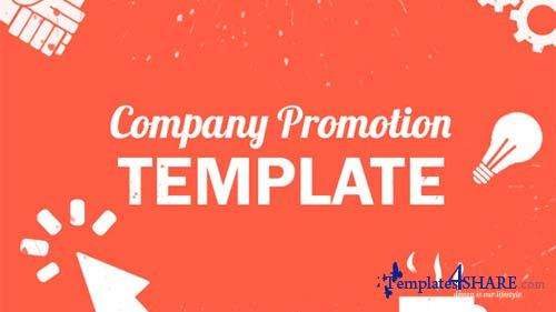 Company Promotion - After Effects Project (Videohive)