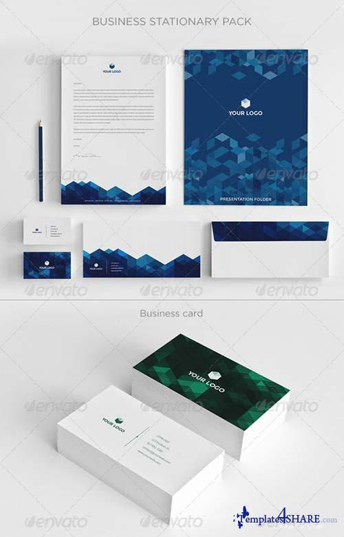 GraphicRiver Business Stationary Pack II