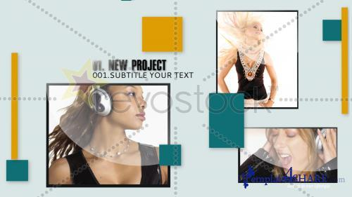 Photo Gallery - Fashion - After Effects Project (Revostock)