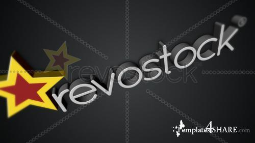 3D Logo Animation V2 - After Effects Project (Revostock)