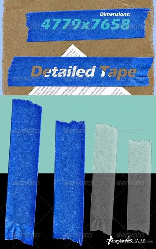 GraphicRiver Painter Tape