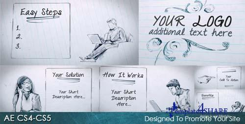 Quick Sketch - After Effects Project (Videohive)
