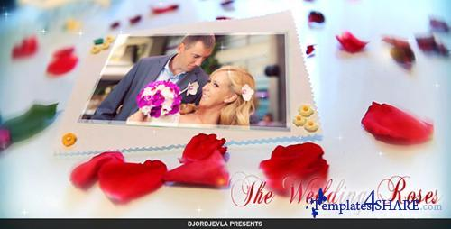 The Wedding Roses - After Effects Project (Videohive)