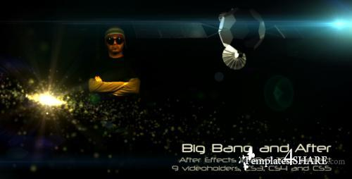 Big Bang and After - After Effects Project (Videohive)