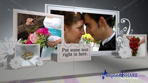Wedding Pop Up - After Effects Project (RevoStock)