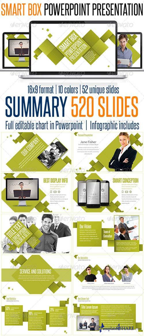 GraphicRiver Smatr Box PowerPoint Presentation Template