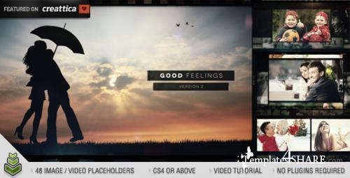Good Feelings v2 - After Effects Project (Videohive)