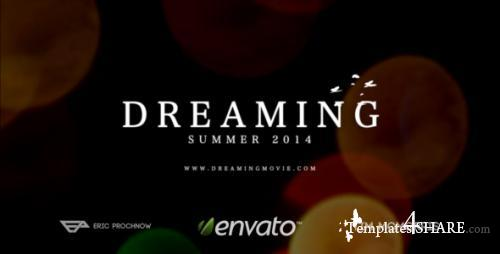 Dreaming - After Effects Project (Videohive)