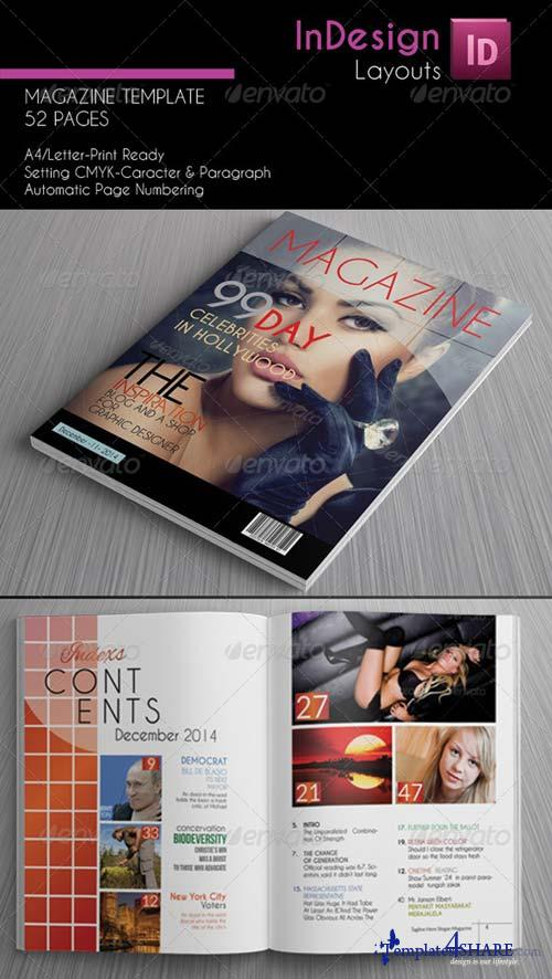 GraphicRiver 02_Magazine Template
