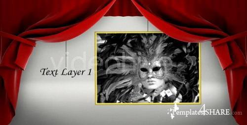 Theatre Scene - After Effects Project (Videohive)