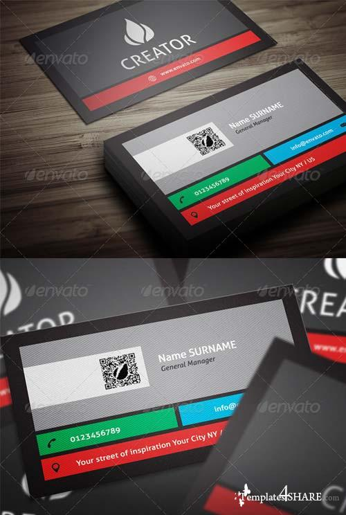 GraphicRiver Business Card 11