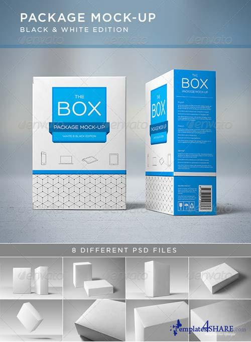 GraphicRiver Package Mock-Up