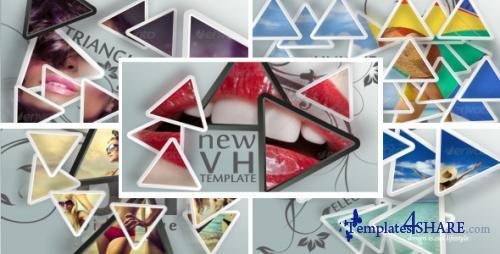 Triangles - After Effects Project (Videohive)