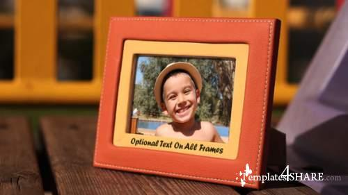 Children Photo Frames - After Effects Project (Videohive)