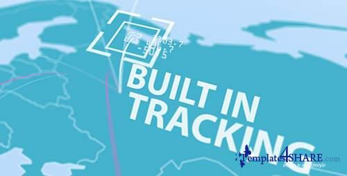 Infographics 3D Map Kit - After Effects Project (Videohive)