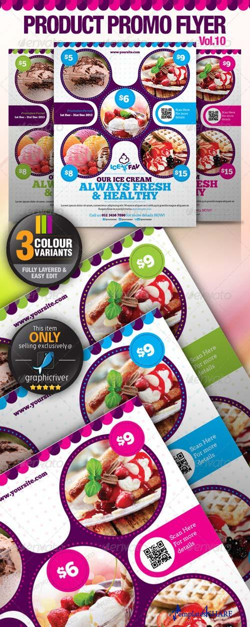 GraphicRiver Multi-Purpose Product Promotion Vol.10