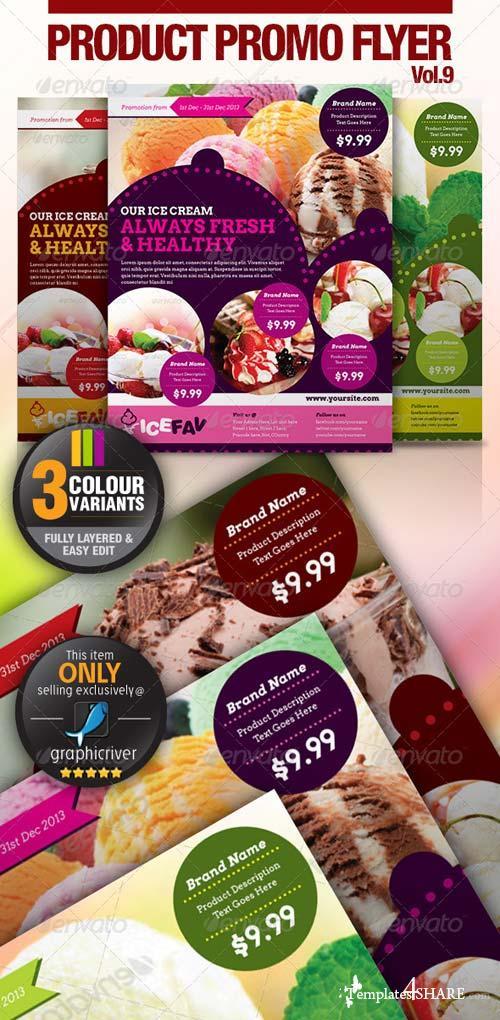 GraphicRiver Multi-Purpose Product Promotion Vol.9