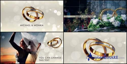 Wedding Slideshow - After Effects Project (Videohive)