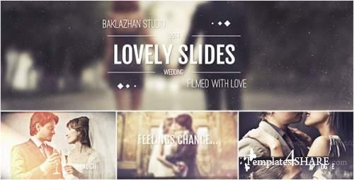 Lovely Slides - After Effects Project (Videohive)