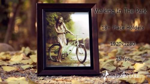 Walking In The Park - After Effects Project (Videohive)