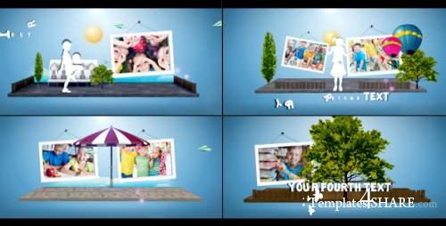 Your Kids - After Effects Project (Videohive)