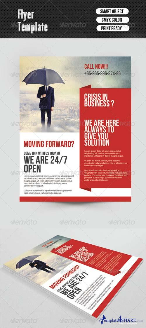 GraphicRiver Business Flyer