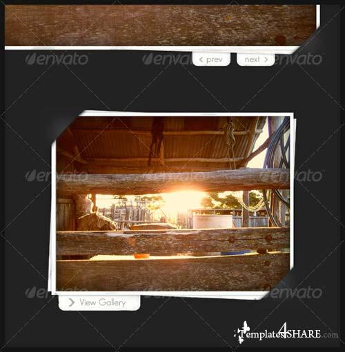 GraphicRiver Photo Frame for Image Gallery
