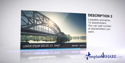 Clean Corporate Slideshow - After Effects Project (Videohive)