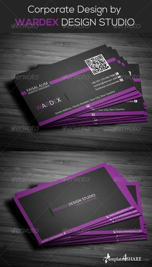GraphicRiver Corporate & Pro Business Card Design