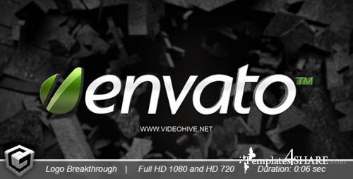 Logo Breakthrough - After Effects Project (Videohive)