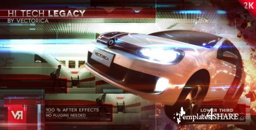 High Tech Legacy - After Effects Project (Videohive)